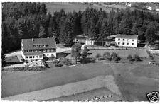 AK, Marienheide - Eberg, VdH-Waldhotel, Luftbildansicht, um 1960
