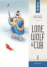 Lone Wolf and Cub Omnibus Volume 6 Koike, Kazuo Paperback