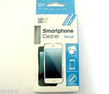 2x chiffon nettoyant pr smartphone,mobile phone cleaner streak-free,scratch-free