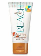 Bath and Body Works At The Beach Ultra Shea Body Cream 2.5 OZ