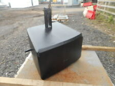 Tractor weight block  concrete 3 point linkage 731kg £475 + VAT