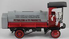 Coin Die Cast Bank Ertl 1910 Mack Texaco Tanker Fuel Truck 1995