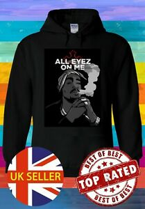 All Eyez On Me 2pac Tupac Hoodie Sweatshirt Jumper Men Women Unisex 695