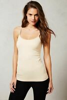 New Anthropologie Womens Spaghetti Strap Seamless Camisole Layering Tank Top $24
