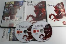 PC DRAGON AGE ORIGINS COMPLETO PAL ESPAÑA
