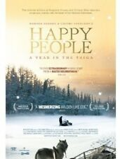 Happy People: A Year in the Taiga DVD Region 1