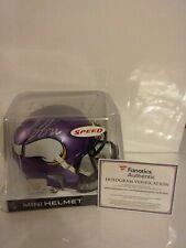Harrison Smith Signed Minnesota Vikings Speed Mini Helmet Fanatics