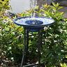 Outdoor Solarbetriebener Teich Garten Vogelbad Wasser Schwimmender SpringbTPI