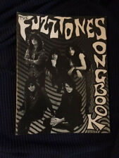 Fuzztones Songbook garage Rudi Protrudi song book