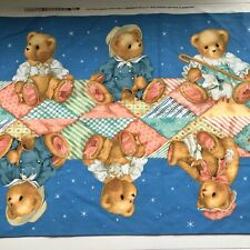 Daisy Kingdom Cherished Teddies Mother Goose Crib Bumper Fabric By the Yard