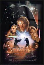 Star Wars: Episode III - Revenge Of The Sith - Framed Movie Poster (Regular)