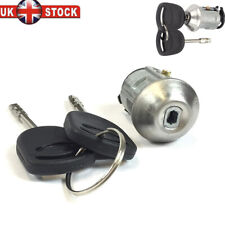 NEW IGNITION LOCK REPAIR KIT (BARREL) 2 KEYS FOR FORD TRANSIT MK2 MK3 1986-2004