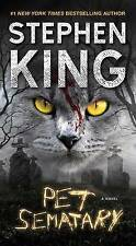 Pet Sematary by King, Stephen -Paperback