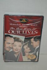 The Best Years of Our Lives (Dvd) New Sealed