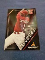 DIDI GREGORIUS 2013 PANINI CARD #169 NEW YORK YANKEES/REDS (( ROOKIE )) Nice!!