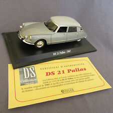 945D Norev Atlas 1:43 Citroën DS 21 Pallas 1967
