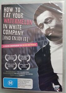 How to Eat Your Watermelon in White Company (And Enjoy It) DVD Brand New Sealed