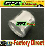 """GPI Aluminum Hose Adapter Joiner Pipe Connector Silicone Diameter 76mm 3"""" Inch"""