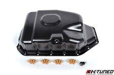 K-TUNED K-SERIES OIL PAN W/ MAGNETIC PLUG AND BOLTS K-SWAP 92-00 HONDA CIVIC K20