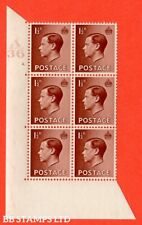 "Sg. 459. P3. 1½d Red-Brown. A superb Unmounted Mint. "" Control A36 cyli B14286"