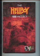 DARK HORSE HERO INITIATIVE HELLBOY 100 PROJECT SIGNED 10 SIGNATURES! 3 SKETCHES!