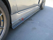 CARBON FIBER JS RACING TYPE-S STYLE SIDE SKIRTS FOR S2000 AP1 AP2