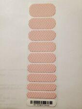 Jamberry nail wraps half sheet - Herringbone Twist