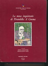 Nino Genovese/Sebastiano Gesù: La musa inquitante di Pirandello: Cinema (1990)
