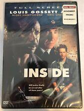 Inside (DVD, NEW) Eric Stoltz Louis Gossett Jr. Nigel Hawthorne SEALED