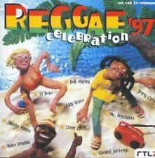 Le reggae Celebration'97 Jimmy Cliff, Inner Circle, Big Mountain, Johnn [double CD]