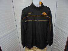 University of Iowa Hawkeye Nike Storm-fit Spring 1/2 Zip Up Jacket - XL