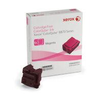 CARTRIDGE FREE GENUINE OEM XEROX CQ 8870/8880 MAGENTA INK 108R00951 SEALED BOX