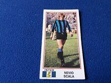 Figurina Album Calciatori Panini 1974/75 n°168 NEVIO SCALA INTER new