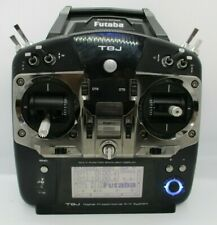 FUTABA T8J 8 CHANNEL TRANSMITTER GOOD CONDITION MODE 2
