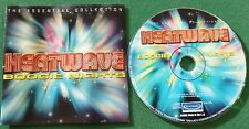 Heatwave Boogie Nights inc Always and Forever & Share My Love + CD