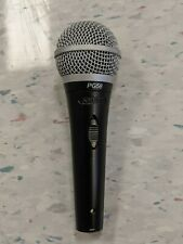Shure Pg58 Dynamic Wired Professional Microphone with Shure Mic Cable