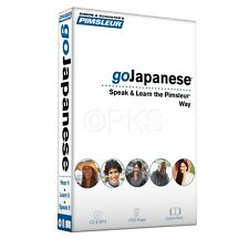 Pimsleur JAPANESE Language 5  CD + 155 pages Book