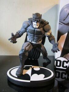 DC Collectibles Batman Black & White: Batman by Klaus Janson Resin Statue~