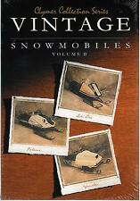 Vintage Clymer Ski-Doo, Polaris, & Yamaha Snowmoble Service Manual Vol Ii (S821)