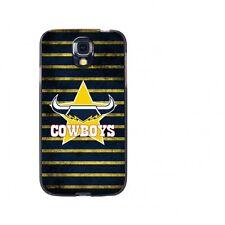 Licensed NRL Club Queensland Cowboys Footy Team Back Case Samsung Galaxy S4 IV
