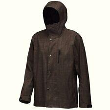 Quiksilver Men'S Iron Snow Jacket - Xlarge - Kha - Nwt