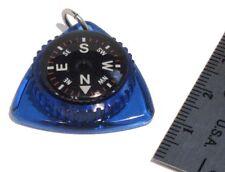 Zipper Pull Compass - Blue Sapphire