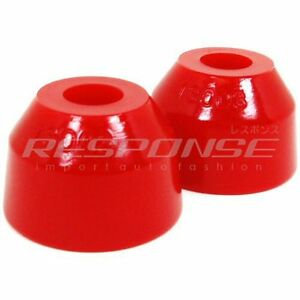 Energy Suspension Tie Rod Boots Red Fits Accord Civic CRX Del Sol Integra S2000