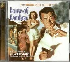 HOUSE OF BAMBOO Leigh Harline LTD. INTRADA CD-MINT !