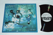 CLAIR OBSCUR In Out LP 1987 V.I.S.A. Records UF-004 Experimental Electronic VG