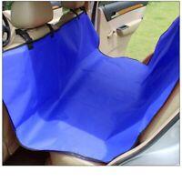 Pet Dog Seat Hammock Cover Car SUV Back Rear Protector Mat Pad Waterproof Travel
