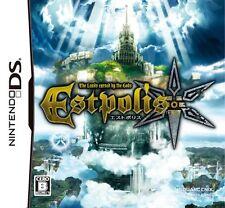 Used Nintendo DS Estpolis: The Lands Cursed by the Gods Japan Import
