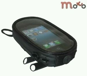 MOTORCYCLE MAGNETIC PHONE TANK HOLDER BAG    Fits  IPHONE   SMART PHONE
