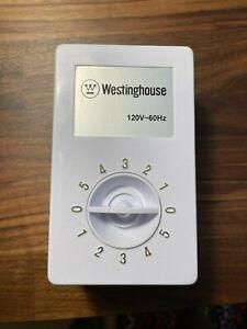 Westinghouse GW5S-U Commercial Ceiling Fan Control