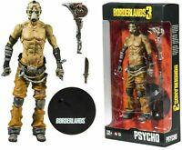 McFarlane Toys Action Figure - Borderlands Series 4 - Psycho 7 Inch
